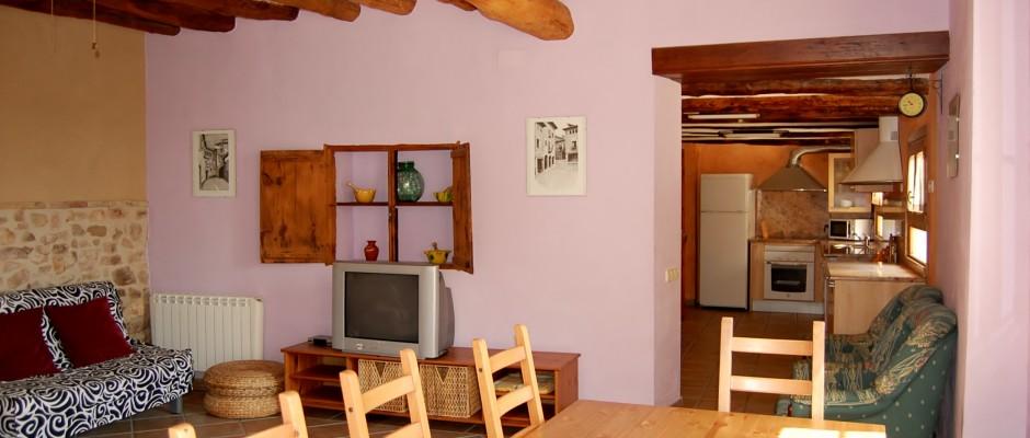 Comedor- Sala de estar